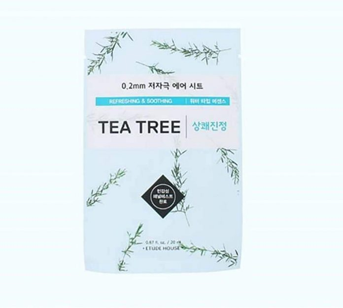 Maschera viso Tea Tree Oil Etude House