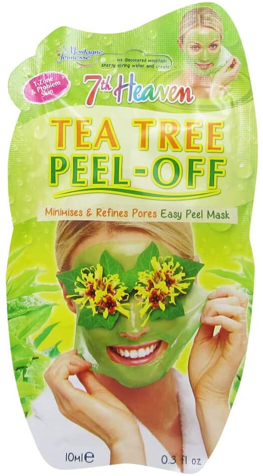 Montagne Jenuesse Tea Tree Peel-Off
