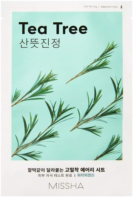 Tea Tree Pure Source Missha Caviar